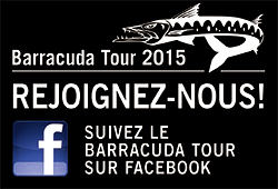 Barracuda Tour 2015